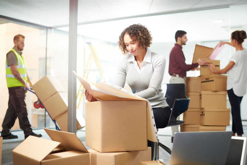 Office Movers Auckland, Wellington & NZ